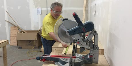 Woodworking Introduction/Safety tickets