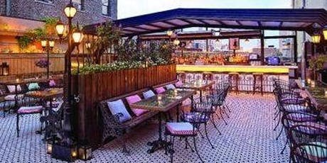 End Of Summer Rooftop Singles Social: Outdoor & Indoor Space (FREE DRINK!) tickets