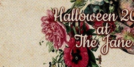 Halloween 2019 at The Jane Ballroom  tickets
