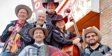 Honky-Tonk Jump - The Texas Swing Music of Bob Wills tickets