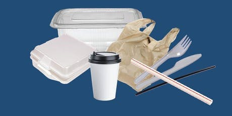 Single-Use & Takeaway Items - Public Event tickets
