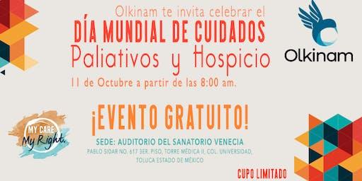 Día Mundial de Cuidados Paliativos y Hospicio