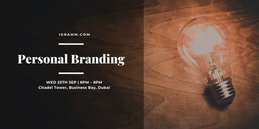 Personal Branding: how to market yourself to recruiters & clients