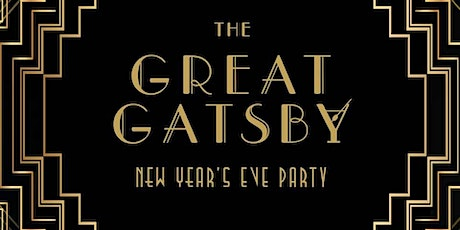 Great Gatsby NYE 2019 Party @ Panam Liverpool tickets