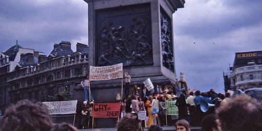 Trans & Non-Binary Over 50s - Tour of the Bishopsgate Institute