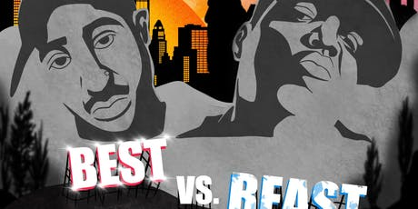 Best vs Beast tickets
