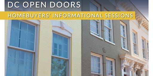 DC Open Doors Homebuyers' Seminar with Atlantic Coast Mortgage