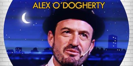 Alex Odogherty en Bruselas entradas