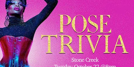 POSE Trivia tickets