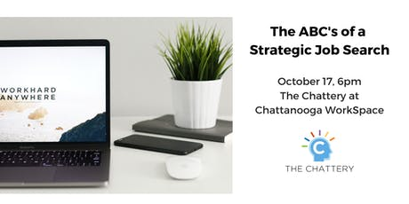 The ABC's of a Strategic Job Search tickets