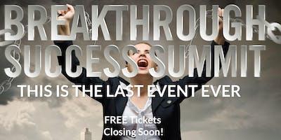 Free Breakthrough Success Summit