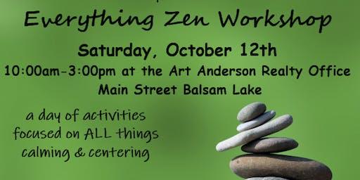 Everything Zen Workshop