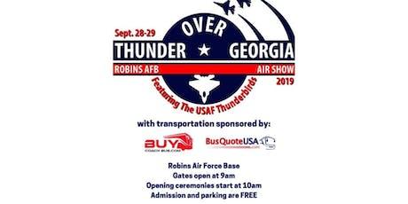 Thunder Over Georgia Air Show - Warner Robins, GA tickets