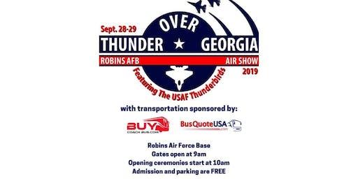 Thunder Over Georgia Air Show - Warner Robins, GA
