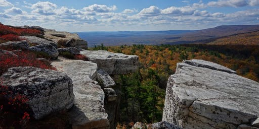 Fall Colors Hudson Valley 7 Mile Hike: Gertrudes Nose - Awesome Views