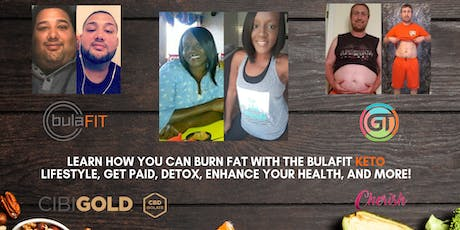 Keto Meets Opportunity! Learn About GT Core4, BulaFIT, & MORE!(Oxon Hill)  tickets
