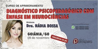 Diagnóstico Psicopedagógico com ênfase em Neurociências (DPN) - GOIÂNIA