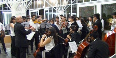 Presentación de la Orquesta Aeropuertos Argentina 2000 en el Museo Sívori entradas