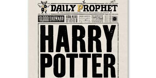 Harry Potter: Write for the Daily Prophet Journalism Workshop