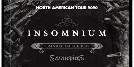 Insomnium - North American Tour 2020 tickets
