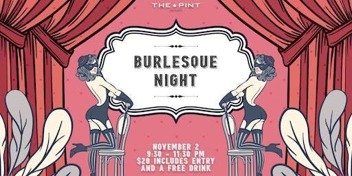 Burlesque Night