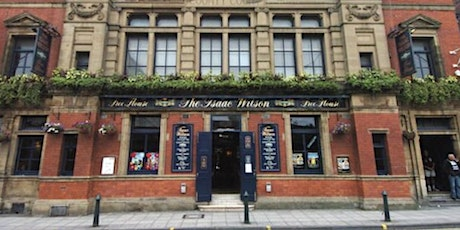 *SOLD OUT* Ghost Hunt - Issac Wilson Public House tickets