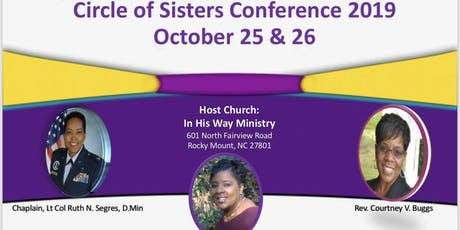 Circle of Sisters Women Conference tickets