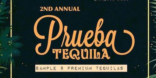 Prueba Tequila