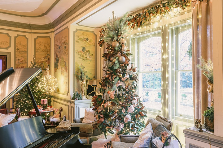 Afternoon High Tea (2nd Event) - Christmas at Callanwolde image