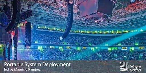 Portable System Deployment | Glendale 2019