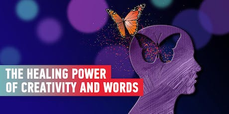 The Healing Power of Creativity and Words tickets