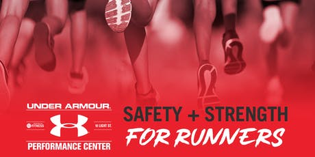 Safety + Strength for Runners tickets