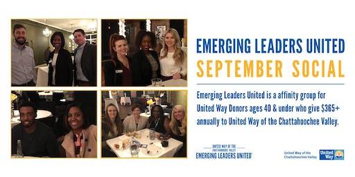 Emerging Leaders United's September Social