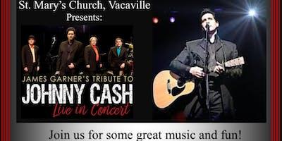 James Garner 's Tribute to Johnny Cash