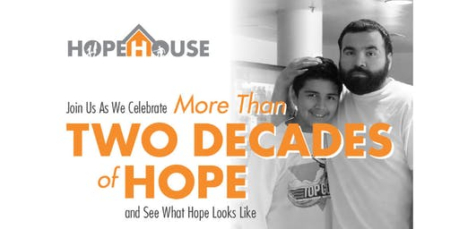 A Celebration of More Than Two Decades of Hope