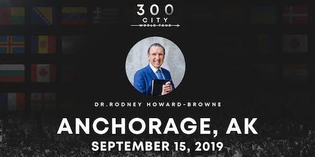 Rodney Howard-Browne in Anchorage, Alaska tickets