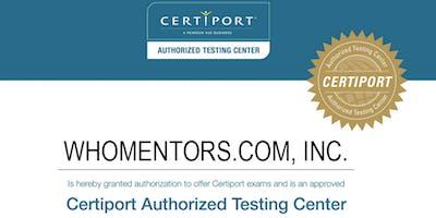 self.TaughtCoder: iPhone iOS / Swift / Objective-C + Level 1 Certiport Exam