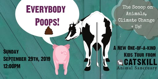 Everybody Poops: The Scoop on Animals, Climate Change, and Us!