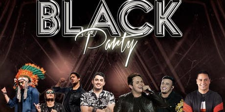 Black Party ingressos
