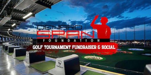 Topgolf Tournament Fundraiser & Social - Benefitting Denard Span Foundation