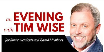 An Evening with Tim Wise