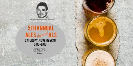 5th Annual PGMF Ales Against ALS tickets