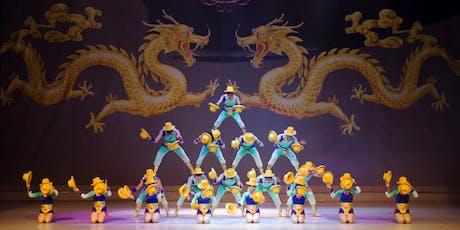 Gran Circ acrobàtic Nacional de Xina tickets