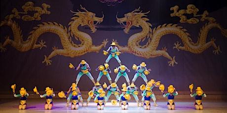 Gran Circ acrobàtic Nacional de Xina entradas
