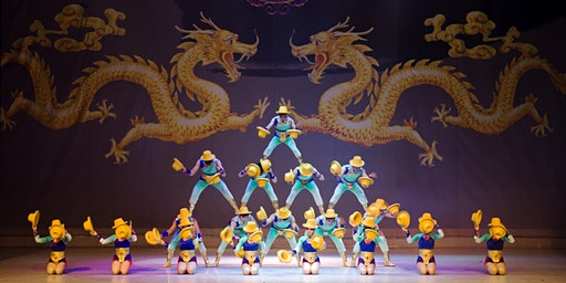 Gran Circ acrobàtic Nacional de Xina