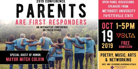 Parents are First Responders Conference tickets