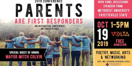 Parents are First Responders Conference