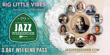 Sandy Shore's Jazz Weekender :  3-Day Passes & Individual Concert Tickets tickets