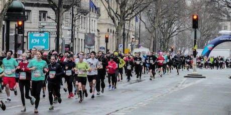 Meia Maratona de Paris 2020 billets