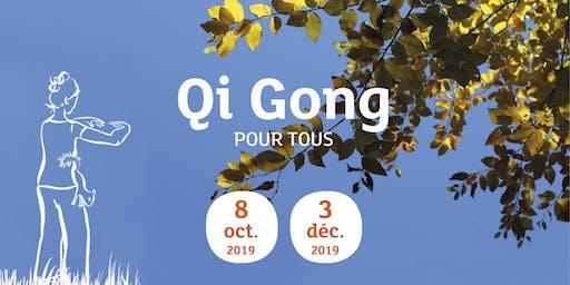 Atelier de Qi Gong pour tous ! • Hiver